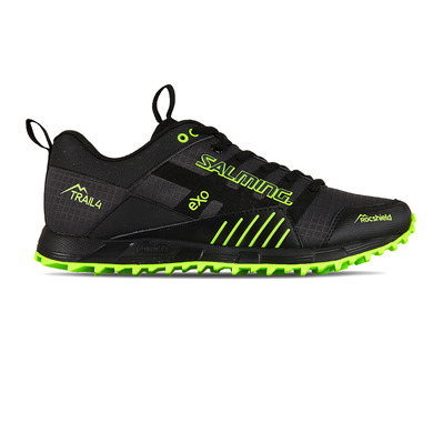 SALMING - TRAIL T4 - Chaussures trail Femme iron/noir