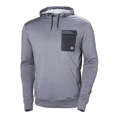 HELLY HANSEN - HYGGEN - Sweat Homme graphite blue