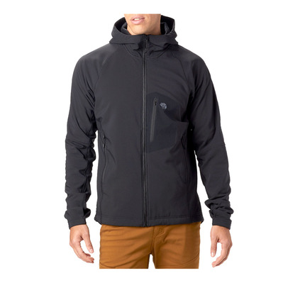 MOUNTAIN HARDWEAR - KEELE - Jacket - Men's - black
