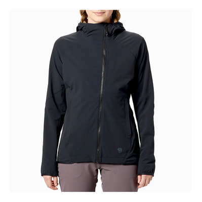 MOUNTAIN HARDWEAR - CHOCKSTONE - Jacket - Women's - black