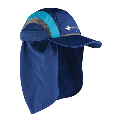 RAIDLIGHT - SAHARA - Cap - dark blue/blue