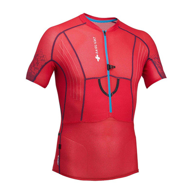 RAIDLIGHT - XP FIT 3D - Maillot Homme rouge