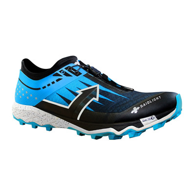 RAIDLIGHT - REVOLUTIV - Trail Shoes - Men's - black/blue