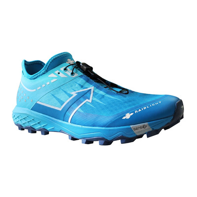 RAIDLIGHT - REVOLUTIV - Trail Shoes - Women's - light blue/blue