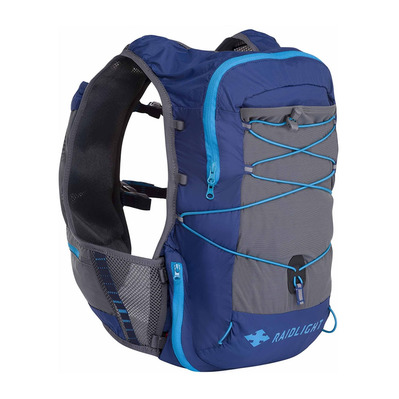 RAIDLIGHT - ACTIV 12L - Hydration Pack - Men's - dark blue/grey