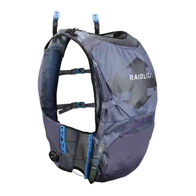 RAIDLIGHT - REVOLUTIV 12L - Sac d'hydratation dark grey/light grey