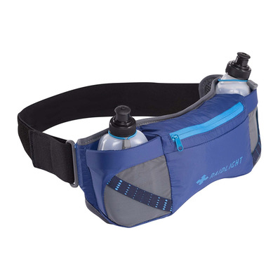 RAIDLIGHT - ACTIV DUAL 300 - Hydration Belt - Men's - dark blue/grey