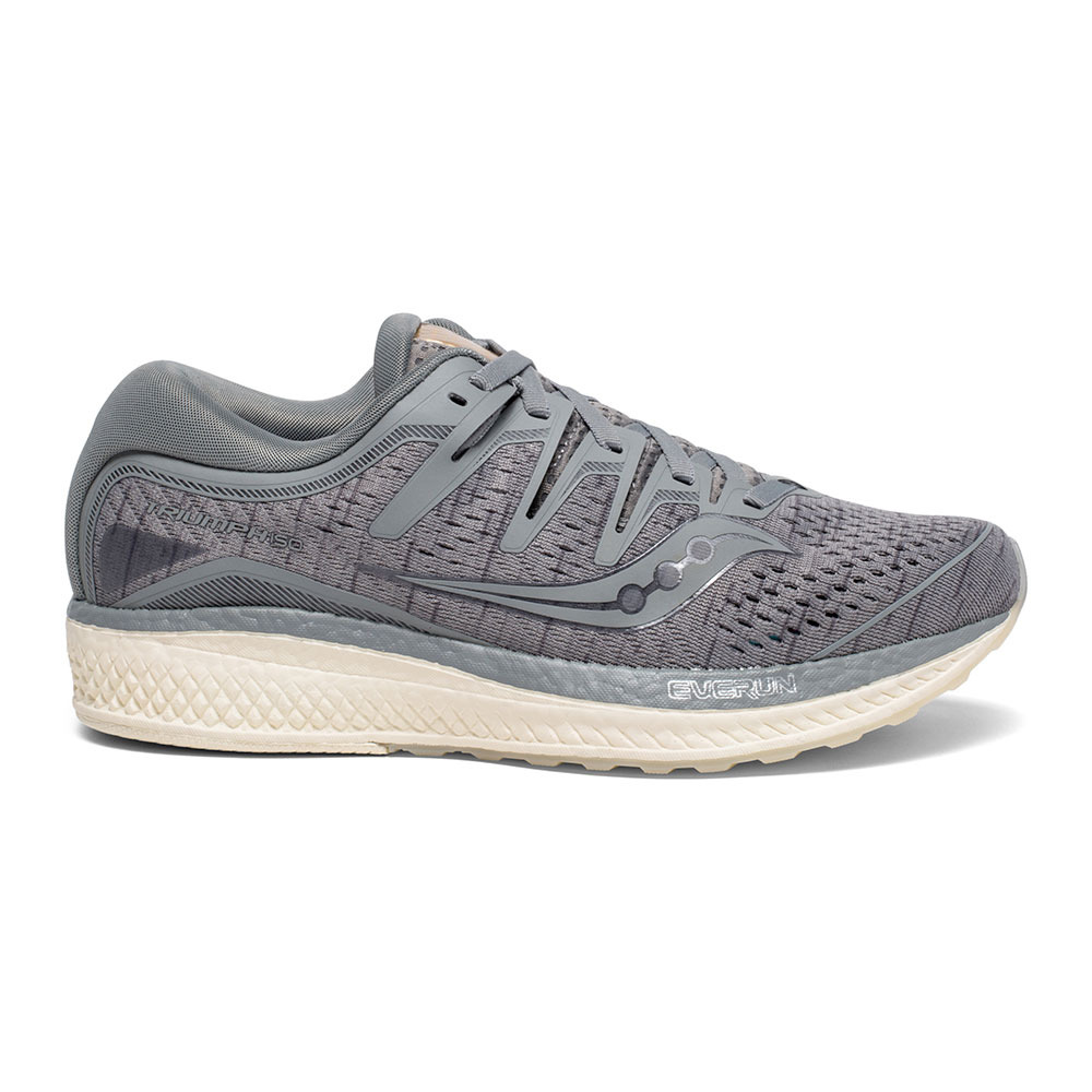 saucony triumph iso mujer gris