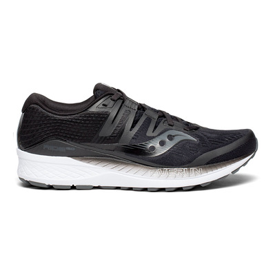 SAUCONY - RIDE ISO - Running Shoes - Men's - black