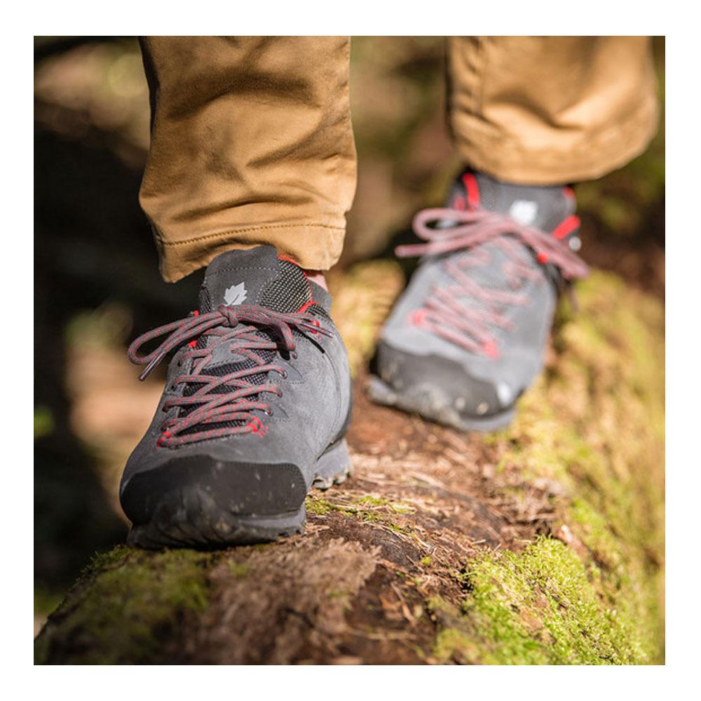 Lafuma APENNINS CLIM Chaussures randonnée Homme carbonblack