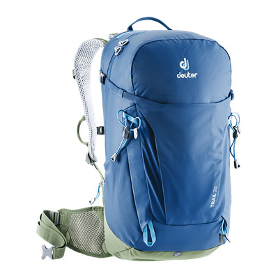 DEUTER - TRAIL 26L - Backpack - steel/khaki