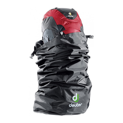 DEUTER - FLIGHT COVER 60L - Rain Cover - black