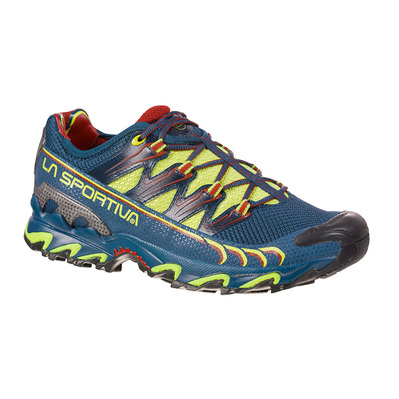 LA SPORTIVA - ULTRA RAPTOR - Chaussures trail Homme opal/chili