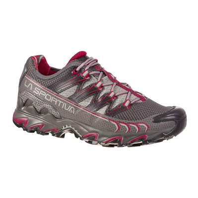 LA SPORTIVA - ULTRA RAPTOR - Chaussures trail Femme carbon/beet