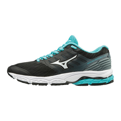 MIZUNO - WAVE PRODIGY 2 - Chaussures running Femme black/white/stormy weather