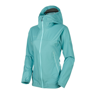 MAMMUT - MASAO LIGHT HS - Chaqueta mujer waters