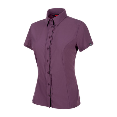 MAMMUT - TROVAT LIGHT - Shirt - Women's - galaxy
