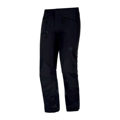 MAMMUT - COURMAYEUR SO - Pants - Men's - black