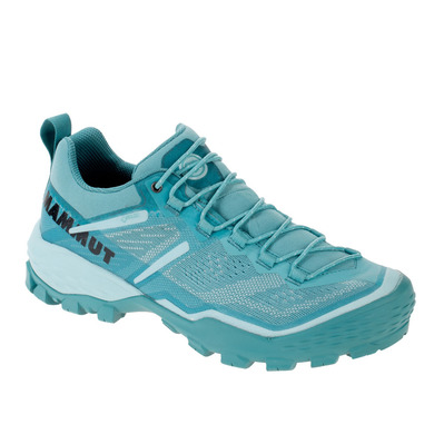 MAMMUT - DUCAN GTX - Hiking Shoes - Women's - waters/dark waters