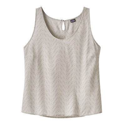 PATAGONIA - JUNE LAKE - Tank Top - Women's - bluff river/pelican