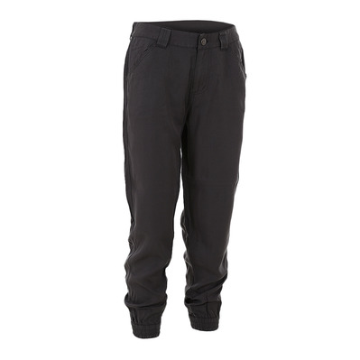PATAGONIA - EDGE WIN - Pantaloni Donna black