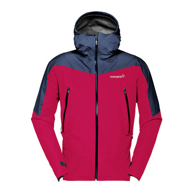NORRONA - Gore-Tex® Jacket - Men's - FALKETIND jester red