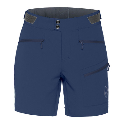 NORRONA - FALKETIND FLEX1 - Short Femme indigo night