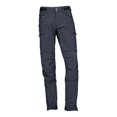 NORRONA - Pants - Men's - SVALBARD FLEX™1 caviar