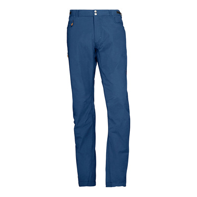 NORRONA - SVALBARD LIGHT COTTON - Pantalon Homme indigo night