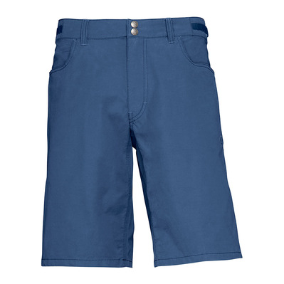 NORRONA - SVALBARD LIGHT COTTON - Short Homme indigo night