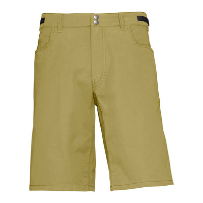 NORRONA - SVALBARD LIGHT COTTON - Short hombre olive drab