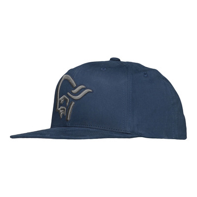 NORRONA - /29 SNAP BACK - Casquette indigo night