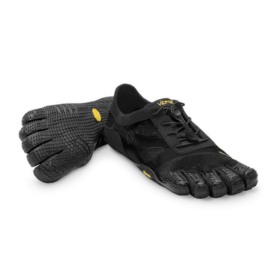 FIVE FINGERS - Vibram Five Fingers KSO EVO Femme Noir