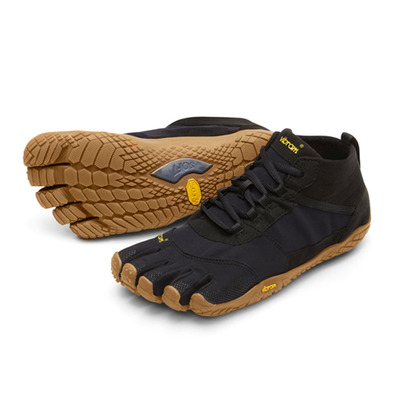 FIVE FINGERS - Vibram Five Fingers V-TREK Femme Noir/gum