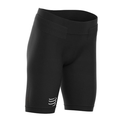 COMPRESSPORT - TRAIL RUNNING UNDER CONTROL - Pantaloncini Donna black