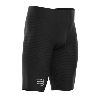 COMPRESSPORT - OXYGEN UNDER CONTROL - Compression Shorts - Men's - black