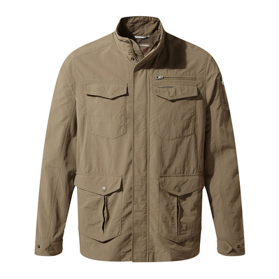 CRAGHOPPERS - ADVENTURE - Veste Homme pebble