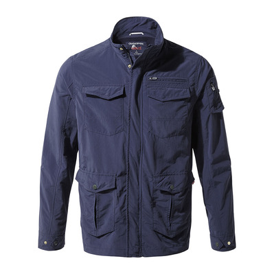 CRAGHOPPERS - ADVENTURE - Veste Homme navy