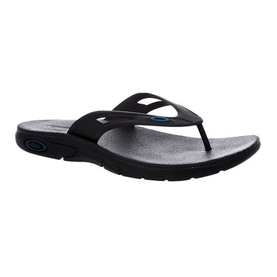 OAKLEY - ELLIPSE FLIP - Chanclas hombre blackout