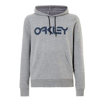 OAKLEY - B1B PO - Sweat Homme athletic heather grey