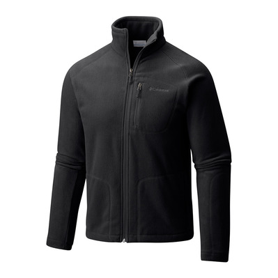 COLUMBIA - Fleece Jacket - Men's - FAST TREK II black