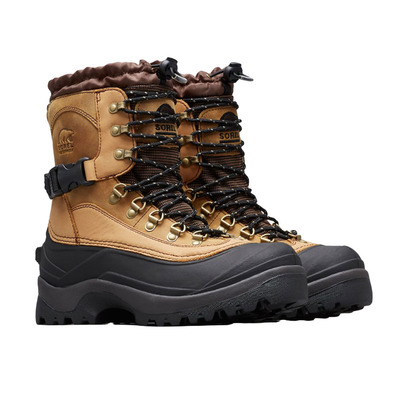SOREL - CONQUEST - Après-Ski Boots - Men's - bark