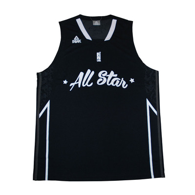 PEAK - Maglia ALL STAR GAME OFFICIEL 2015 black