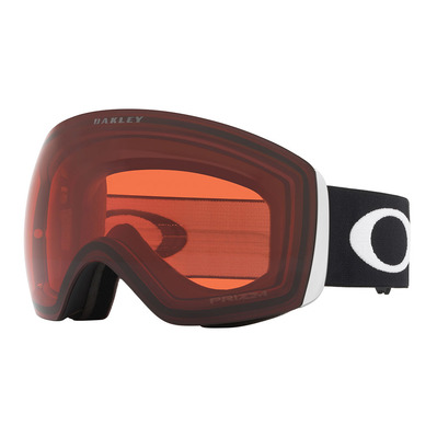 OAKLEY - FLIGHT DECK - Masque ski matte black/prizm rose