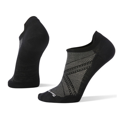 SMARTWOOL - PHD RUN ULTRA LIGHT MICRO - Chaussettes black