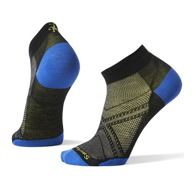 SMARTWOOL - PHD RUN ULTRA LIGHT LOW CUT - Socks - black