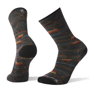 SMARTWOOL - PHD OUTDOOR LIGHT CREW - Chaussettes graphite