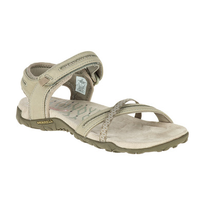 MERRELL - TERRAN CROSS II - Sandals - Women's - taupe