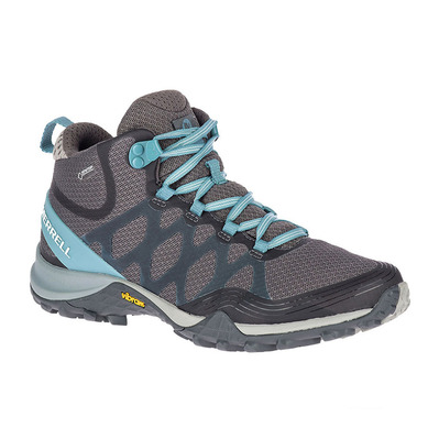 MERRELL - SIREN 3 MID GTX - Hiking Shoes - Women's - blue smoke