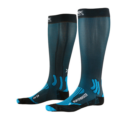 X-SOCKS - RUN ENERGIZER - Calcetines azul/negro
